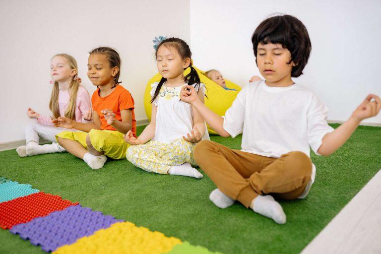 Bambini Yoga - Centro Yoga Portogruaro