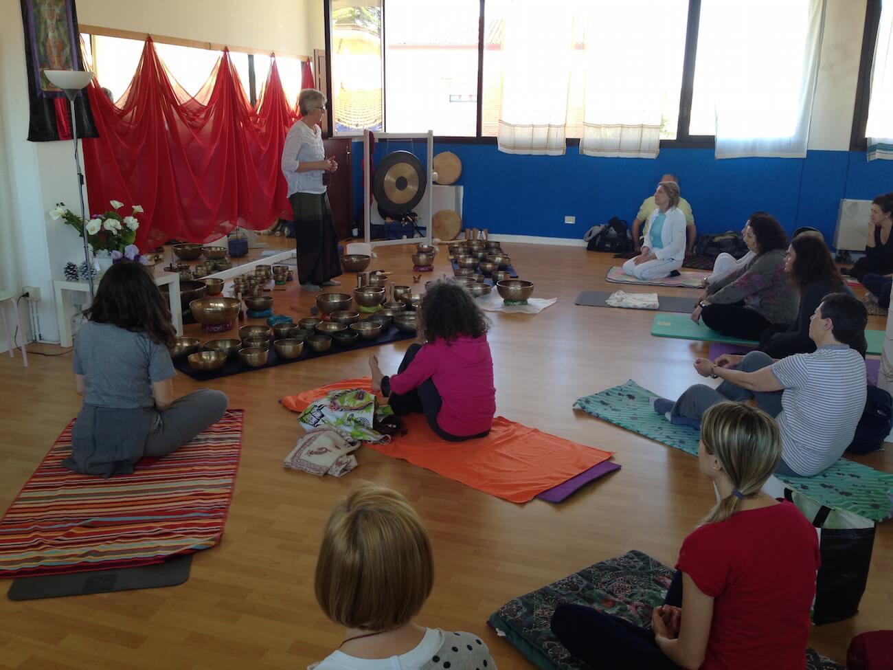 Campane Tibetane 2015 - Centro Yoga Portogruaro