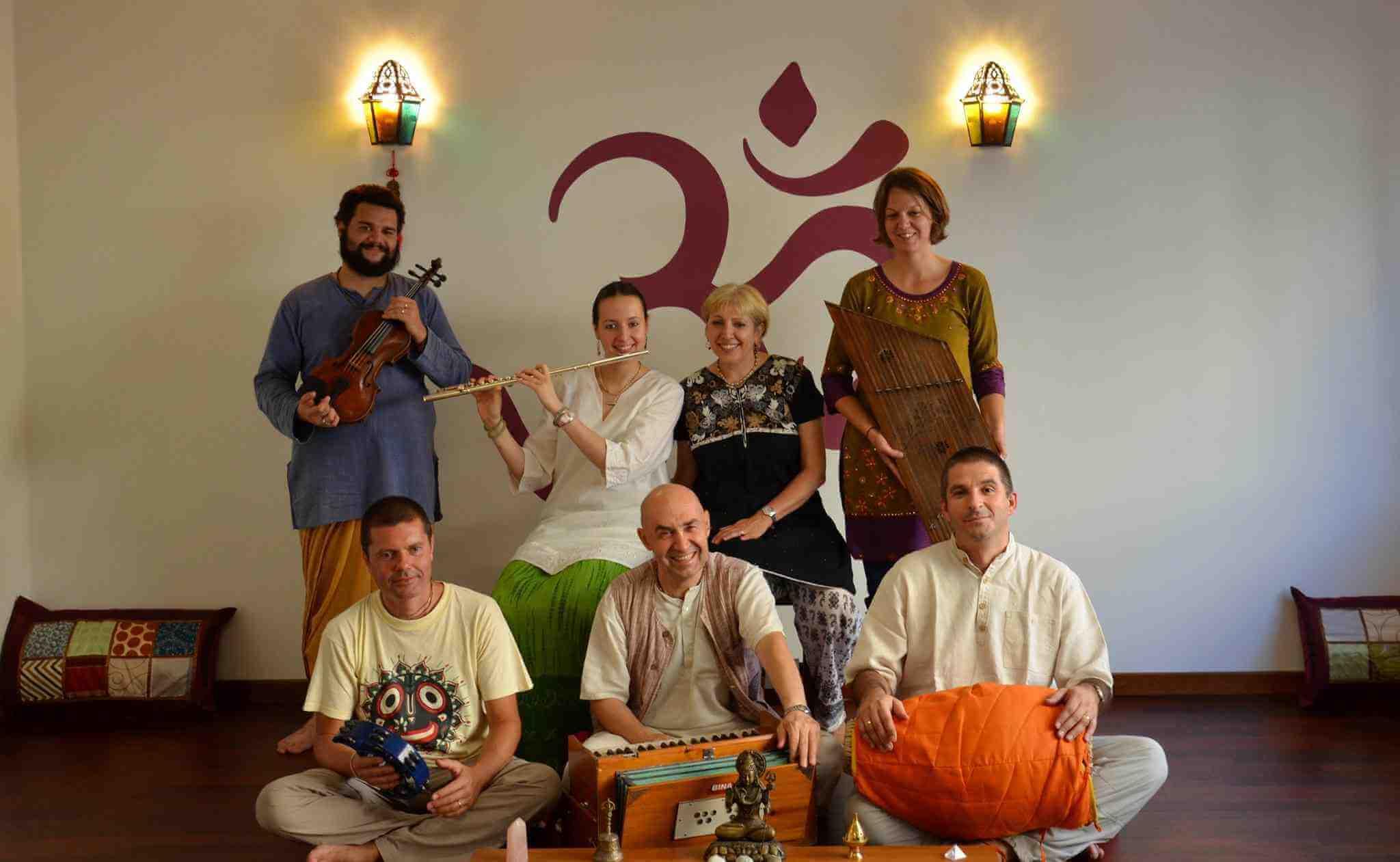 Mantra Kirtana - Centro Yoga Portogruaro